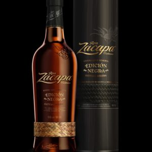 Ron Zacapa Edicion Negra + GB 43% Vol. 0,7l Rum Guatemala