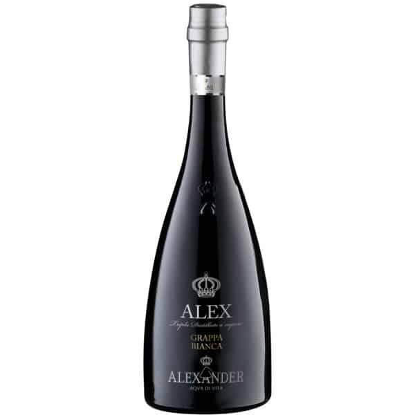 Alexander Grappa Bianca 38% Vol. 0,7l