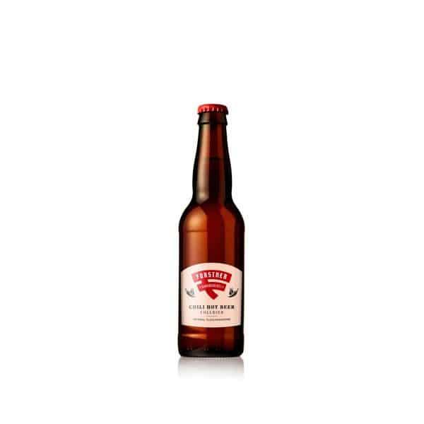 Forstner Chili Hot Beer - 0,33