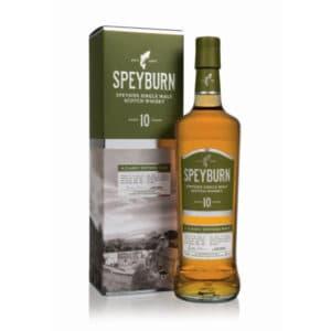Speyburn 10y + GB 40% Vol. 0,7l Whisk(e)y Schottland