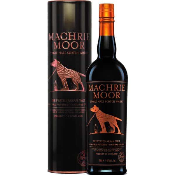 The Arran Malt Machrie Moor + GB 46% Vol 0,7l