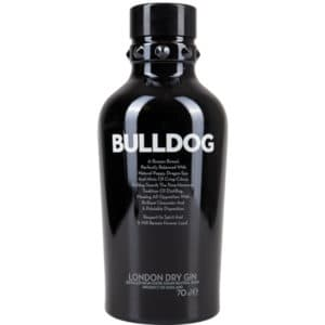 Bulldog London Dry Gin 40% Vol. 0,7l Gin Bulldog Gin