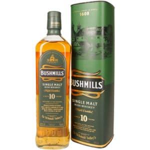 Bushmills 10y + GB 40% Vol. 0,7l Whisk(e)y Bushmills
