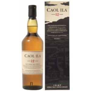 Caol Ila 12y + GB 43% 0,7l Whisk(e)y Caol Ila