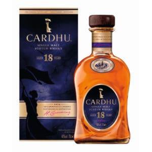 Cardhu 18y 40% 0,7l Whisk(e)y Cardhu