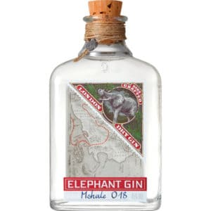 Elephant London Dry Gin 45% Vol. 0,5l Gin Elephant Gin