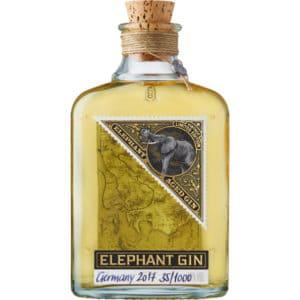 Elephant Aged Gin 52% Vol. 0,5l Gin Elephant Aged Gin