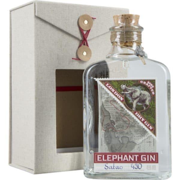 Elephant London Dry Gin + GB 45% Vol. 0,5l Geschenksideen Elephant London Dry Gin