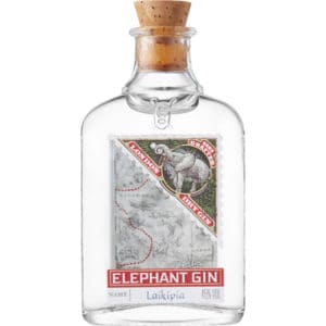 Elephant London Dry Gin 45% Vol. 0,05l Gin Elephant Gin