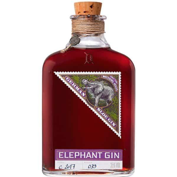 Elephant Sloe Gin 35% Vol. 0,5l