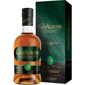 GlenAllachie 10y Cask Strength + GB 57,1% Vol. 0,7l Whisk(e)y Cask Strength