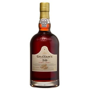 Tawny Port 30y + GB 20% Vol. 0,75l Portwein Graham's