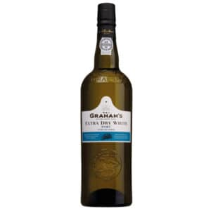 Extra Dry White Port 19% Vol. 0,75l Portwein Graham's