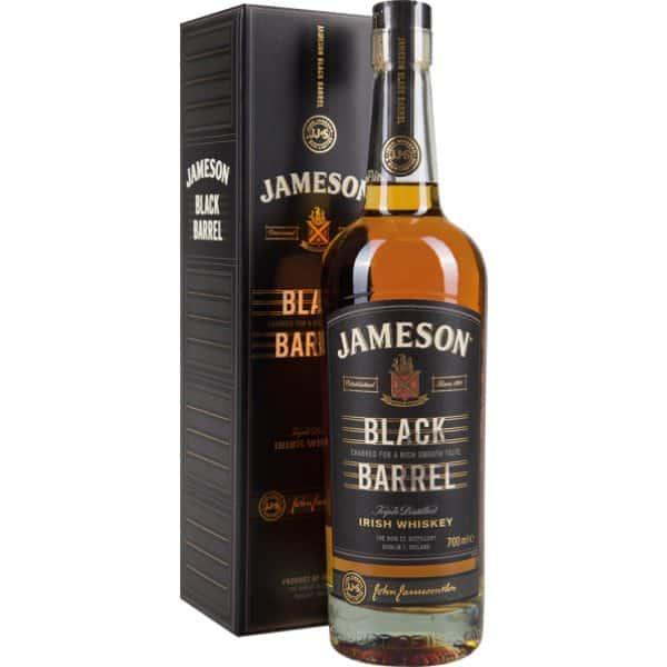 Jameson Black Barrel + GB 40% Vol. 0,7l