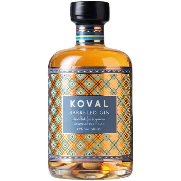Koval Barreled Gin 47% Vol. 0,5l