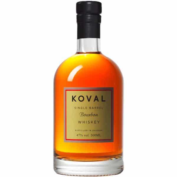 Koval Bourbon 47% Vol. 0,5l