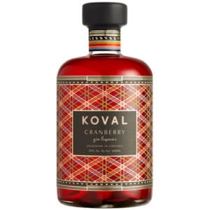 Koval Cranberry Gin 30% Vol. 0,5l Gin Chicago