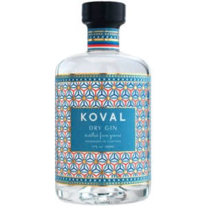 Koval Dry Gin 47% Vol. 0,5l Gin Chicago