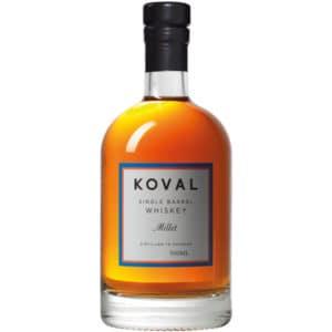 Koval Millet 40% Vol. 0,5l Whisk(e)y Amerika