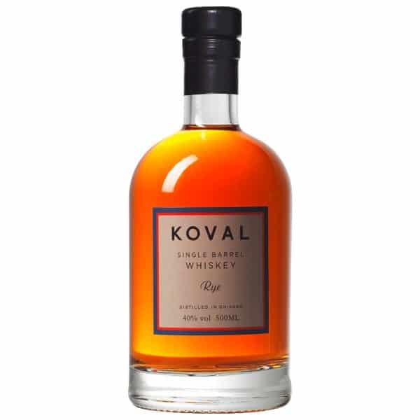 Koval Rye 40% Vol. 0,5l