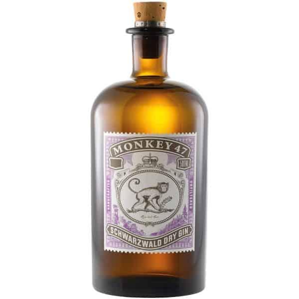 Monkey 47 Schwarzwald Dry Gin 47% Vol. 0,5l