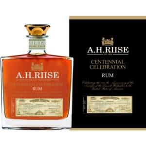 A.H. Riise Centennial Celebration + GB 45% 0,7l Raritäten A.H.Riise