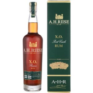 A.H. Riise Port Cask + GB 40% 0,7l Rum A.H.Riise