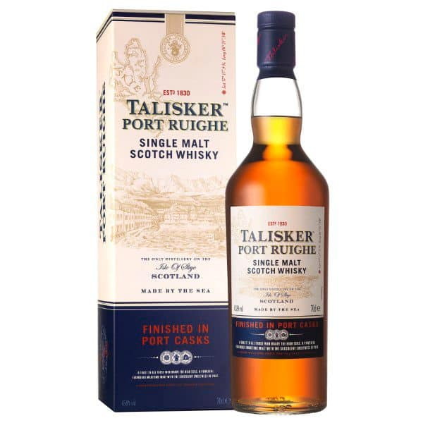 Talisker Port Ruighe + GB 45,8% Vol. 0,7l