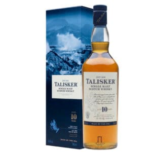 Talisker 10y + GB 45,8% Vol. 0,7l Whisk(e)y Isle of Skye