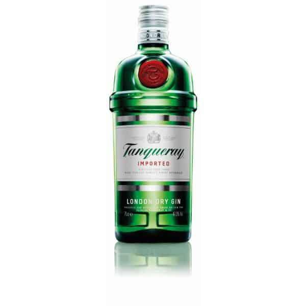 Tanqueray London Dry Gin 47,3% Vol. 0,7l