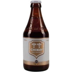 Chimay Tripel 8% Vol. 0,33l Bier Baileux
