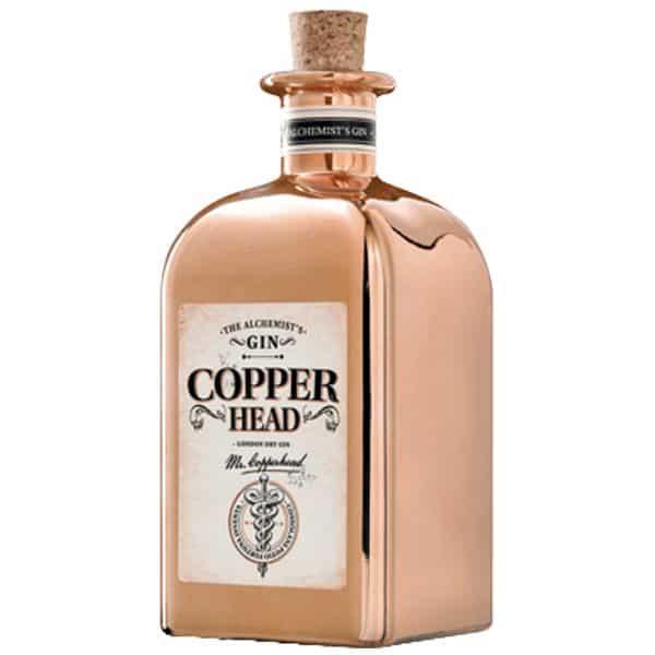 Copperhead The Alchemist's Gin 40% Vol. 0,5l
