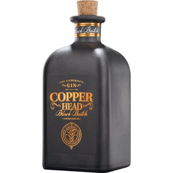 Copperhead Gin Black Batch 42% Vol. 0,5l