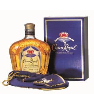 Crown Royal Blended Canadian Whisky + GB 40% Vol. 0,7l Whisk(e)y Blended Whiskey