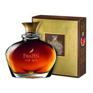 Frapin VIP XO + GB 40% Vol. 0,70l Cognac