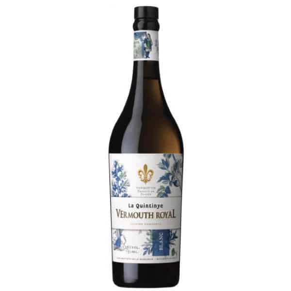 La Quintinye Vermouth Royal Blanc 16% Vol.