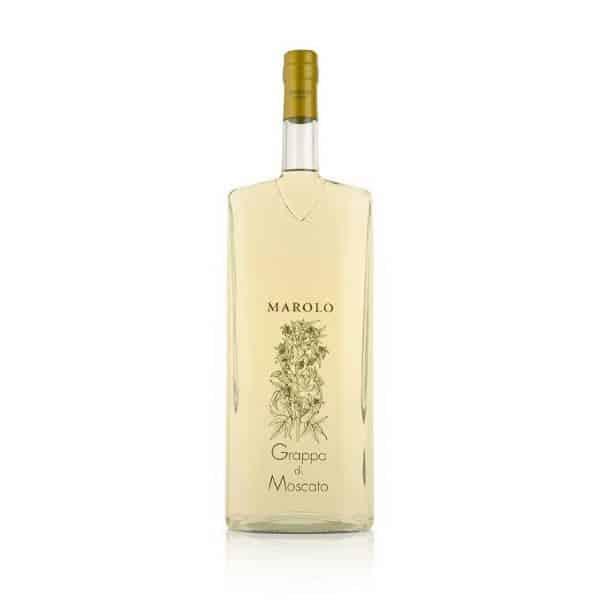 Marolo Grappa di Moscato 42% Vol. 1,5l