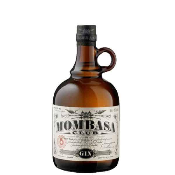 Mombasa Club London Dry Gin 41,5% Vol. 0,7l