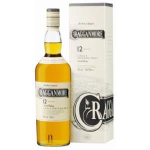 Cragganmore 12y + GB 40% Vol. Whisk(e)y Cragganmore