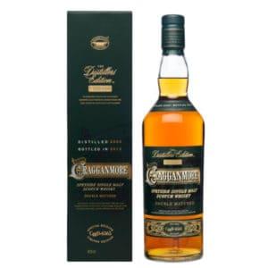 Cragganmore Distiller's Edition + GB 40 % Vol. 0,7l Whisk(e)y Cragganmore