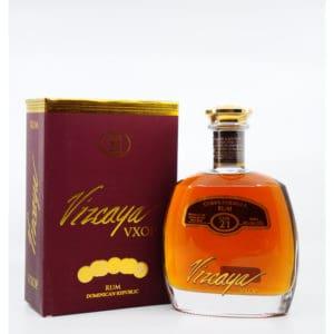 Vizcaya VXOP Rum Cask 21 + GB 40% Vol. 0,7l Rum Dominikanische Republik