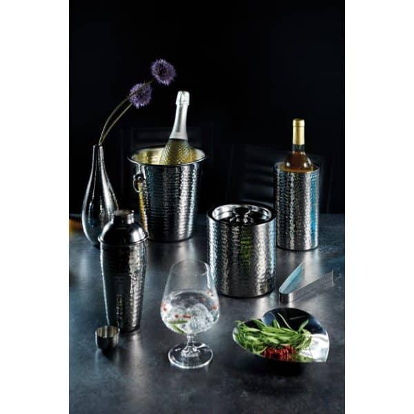 Cocktail Shaker Edelstahl Barstuff Cobbler