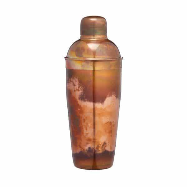 Cocktail Shaker Kupfer-Design Barstuff Cobbler