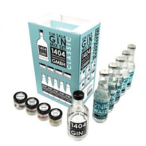 1404 Sim Sala Gin Mix-Set Gin 1404 Simsala Gin