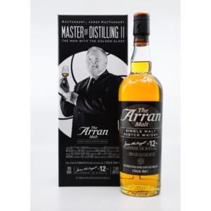 The Arran Master of Distilling II 51,8% Vol. 0,7l Raritäten Arran