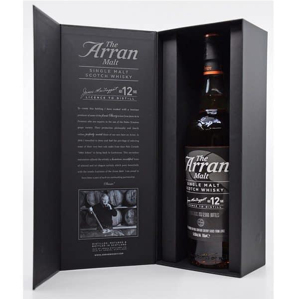 The Arran Master of Distilling II 51,8% Vol. 0,7l