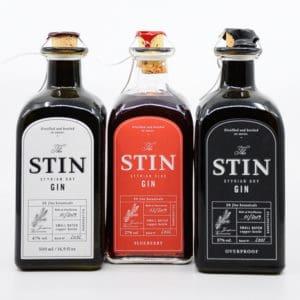 STIN Gin Trilogie Angebote DRINK
