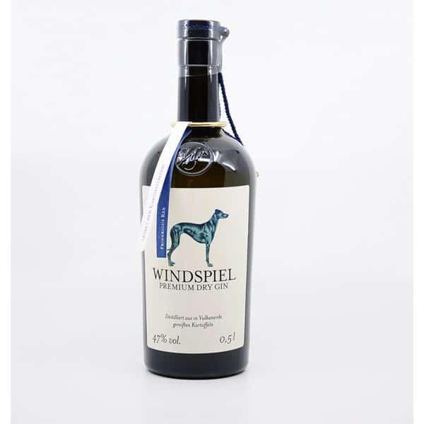 Windspiel Premium Dry Gin 47% Vol. 0,5l