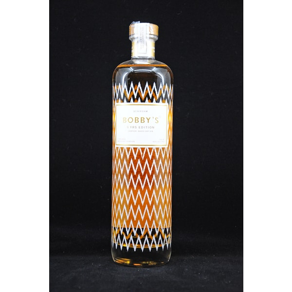Bobby's Schiedam Dry Gin 5y + GB 42% Vol. 0,7l