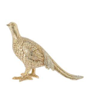 Vogel Vanity gold 32cm Dekoration Riverdale